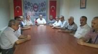 HASANLAR - MEMUR-SEN Malatya İl Temsilcisi Kerem Yıldırım Açıklaması 'Türkiye'nin Yolunun Kesilmesine Asla Geçit Vermeyiz'