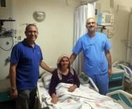 Mersin'de Aort Kapağı Değiştirilen Yaşlı Kadın 5 Günde Ayağa Kalktı