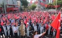 ADNAN GÖRÜR - Niğde Üniversitesi Milli Birlik Ve Demokrasi İçin Yürüdü