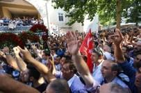 EDIRNEKAPı - Şehit Özel Harekat Polis Müdürü Fikret Metin Öztürk Son Yolculuğuna Uğurlandı