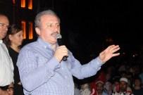 MUSTAFA ŞENTOP - Şentop Açıklaması Devlete İsyan Edenler İdamla Cezalandırılmalı