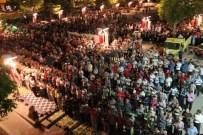 Seydişehir'de, Şehitler İçin Gıyabi Cenaze Namazı
