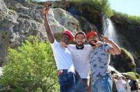 Sivasspor'lu Futbolcular Piknikte Stres Attı