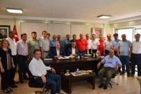 ABDURRAHMAN YILMAZ - Akhisar TSO Ve Borsa'dan Demokrasi İçin Ortak Basın Açıklaması