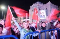 CENGIZ AYDOĞDU - Aksaray Yöneticileriyle Demokrasi Nöbetini Sürdürüyor
