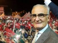 SABAH GAZETESI - Başkan Yılmaz Açıklaması 'Samsun Darbecilere Karşı Kenetlendi'