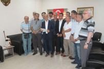 TÜRKIYE SAKATLAR DERNEĞI - Bayburt'ta 9 STK Darbe Girişimini Kınadı