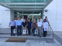 AHMET CENGIZ - Brezilya Endüstri Eğitim Okullarından NEÜ'ye Ziyaret