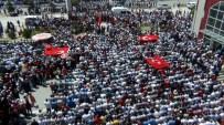 KAYHAN TÜRKMENOĞLU - Erciş Şehidini On Binler Uğurladı
