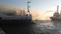 GEMİ PERSONELİ - Feribotta Yangın Dehşeti...