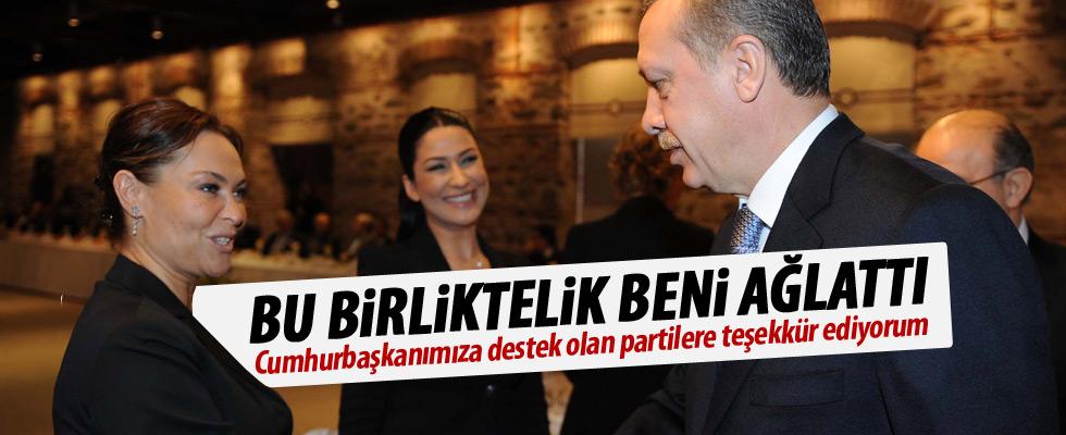 Hülya Avşar: Bu birliktelik beni hüngür hüngür ağlattı