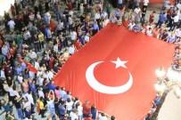 İŞ MAKİNASI - Keçiören, Vatan Ve Millet İçin Nöbette