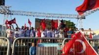 BÜYÜK BIRLIK PARTISI GENEL BAŞKANı - Memur-Sen Darbe Girişimini Kınadı