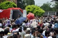 HARUN TÜFEKÇI - Şehit Komiser Yardımcısı Son Yolculuğuna Uğurlandı