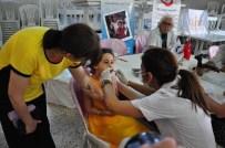 Soma'da Madenci Çocuklarına Diş Taraması