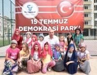 DEMOKRASİ PARKI - Tekkeköy'e '15 Temmuz Demokrasi Parkı'