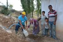 ALI ARıKAN - Yıllar Süren Su Hasretleri Sona Erdi