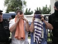 AHMET GÜZEL - Yunanistan'a kaçan 8 darbecinin isimleri belli oldu