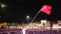 Zeytinburnu Darbe Girişimine 'Dur' Dedi