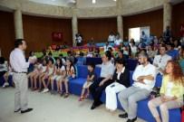 ÇOCUK ÜNİVERSİTESİ - ADÜ Çocuk Üniversitesi İlk Mezunlarını Verdi