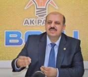 ALİ ERCOŞKUN - AK Partili Milletvekilinden İsrail Değerlendirmesi
