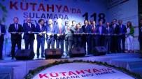 YUNUSLAR - Bakan Eroğlu, Kütahya'da 21 Tesisin Temel Atma Ve Açılış Törene Katıldı