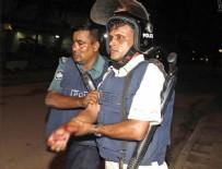 REHİNE KRİZİ - Bangladeş Başbakanı: 13 rehine kurtarıldı bazıları öldü