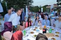 Başkan Üzülmez Şehit Ve Gazi Aileleriyle İftar Yaptı