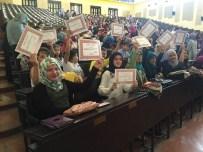 ÇOCUK ÜNİVERSİTESİ - Çocuk Üniversitesi İmam Hatipli Mezunlarını Verdi