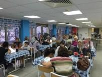 ALI ÇAĞLAR - Didim Kadın Meclisi İftarda Kadınlarla Bir Araya Geldi