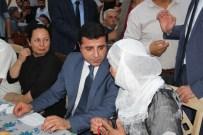 EZİLME TEHLİKESİ - HDP Eş Genel Başkanı Selahattin Demirtaş İftarını Silopi'de Yaptı