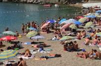 ABDULLAH BAKIR - Kapuz Plajı Sezonu Açtı