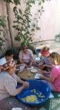 FIRINCILAR - Kırıkhan İlçesinde Fırınlar, Bayramlık Kömbe Pişirmek İçin Fazla Mesai Yapıyor