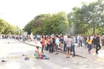HALKEVLERI - Madımak Olaylarında Hayatını Kaybedenler Başkent'te Anıldı