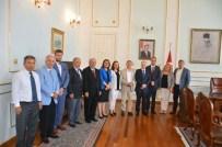 METIN KUBILAY - Müjgan-Serkan Karagöz Anaokulu'nun Yapım Protokolü İmzalandı