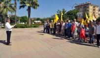 SIVAS KATLIAMı - Sivas Olayında Hayatını Kaybedenler Ortaca'da Anıldı