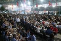 MUSA ÜÇGÜL - Ulaştırma Bakanı Arslan Baba Ocağında İftar Yemeği Verdi