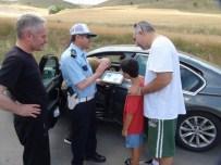 ANİMASYON FİLMİ - Yozgat Emniyet Müdürlüğü  Trafik Ekipleri Denetimleri Artırdı
