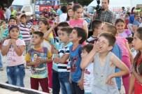 ŞEHİR TİYATROSU - Yunus'un Sofrasında Çocuklar Unutulmadı