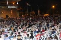 ABDURRAHMAN YILMAZ - Akhisar'daki Demokrasi Nöbetinde Beşinci Gün