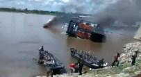AMAZON - Amazon'da Tekne Faciası Açıklaması 1 Ölü, 4 Kayıp