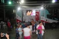 Aydın'da Sağlıkçılar Halkı Bilinçlendiriyor