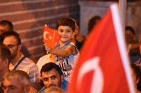 Başkan Uğur, Demokrasi Nöbetinde