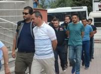 Cumhurbaşkanı Erdoğan'ın Oteline Baskın Emri Veren Amiral Adliyeye Sevk Edildi