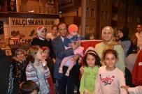 HULUSI ŞAHIN - Dilovası'nda Binlerce Vatandaş Demokrasi Nöbetine Katıldı