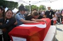 CELALETTIN YÜKSEL - Gürcü Soyguncuların Şehit Ettiği Polis Son Yolculuğuna Uğurlanıyor