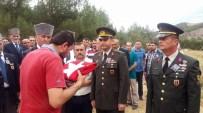 ASKERİ TÖREN - Kıbrıs Gazisi Son Yolculuğuna Uğurlandı