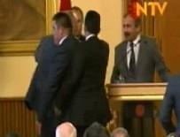 SIRRI SÜREYYA ÖNDER - Meclis'te 'Sayın Öcalan' gerginliği