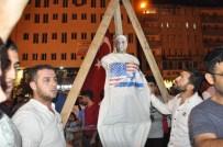 MEMUR SEN - Muş'ta Fetullah Gülen'e Temsili İdam