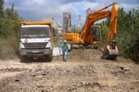 Pınarhisar'da Asfaltlama Çalışmaları